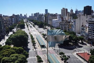 Sube riesgo país de la Argentina El pasado