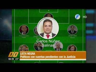 """""""La lista negra"""""""