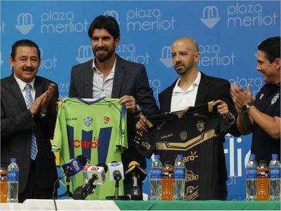 Abreu fue presentado como DT de Santa Tecla