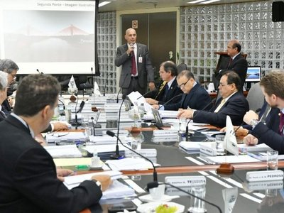 Segundo puente sobre el  río Paraná  se  iniciará en mayo
