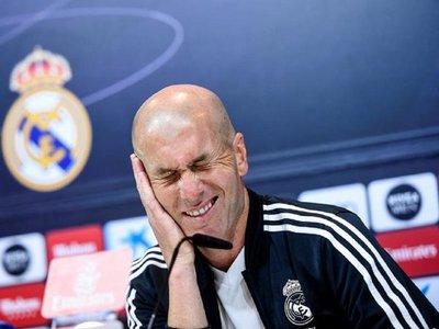 """Zidane: """"Yo no mando ni en mi casa"""""""