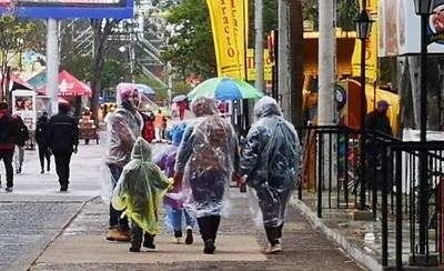 Alerta de tormentas se amplía a 14 departamentos