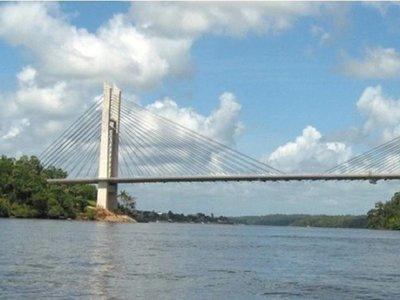 Itaipú aprueba cronograma de desembolsos para segundo puente con Brasil