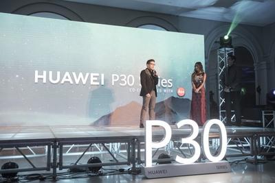 Llega a nuestro país la nueva serie Huawei P30