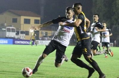 Guaraní iguala 1 a 1 con Sportivo Luqueño