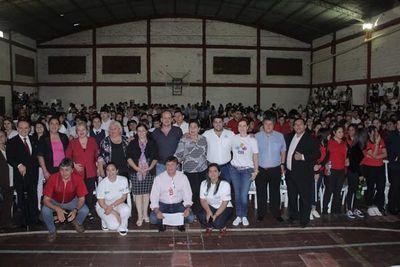 """""""Green Tour País"""" llega a instituciones educativas de Ñemby"""