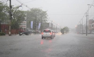 Anuncian lluvias y tormentas con ingreso de frente frío