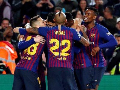 Barcelona se proclama campeón en España