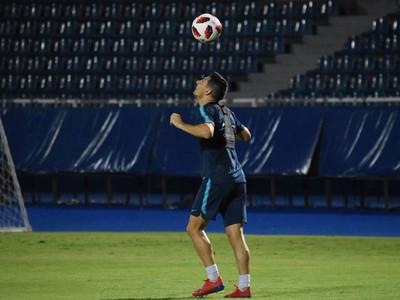 Los convocados por Jubero para el juego contra Nacional