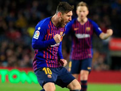 Barcelona se consagra campeón de la Liga española