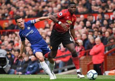 Chelsea sobrevive en Old Trafford