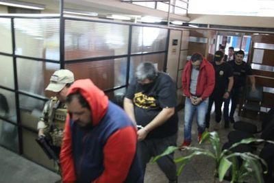 "Operativo Brillante: Continuará política de ""Caiga quien caiga"""