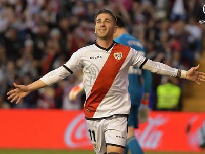 Rayo Vallecano derrota al Real Madrid y sale del último puesto
