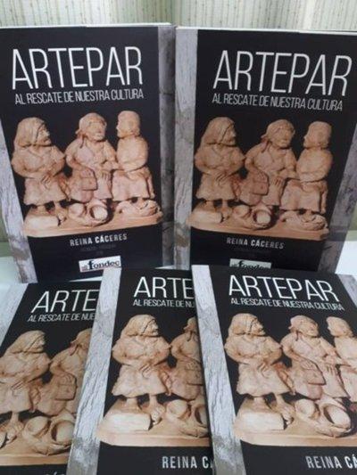 Artepar celebra 33 años con un libro