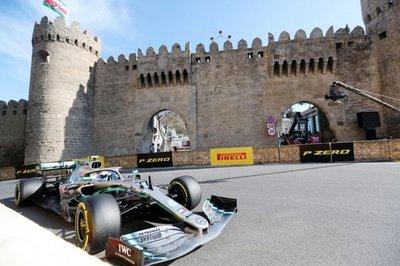 Dominio de Mercedes y Bottas