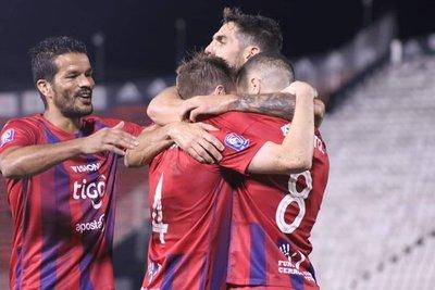 Cerro Porteño volvió a la senda de la victoria