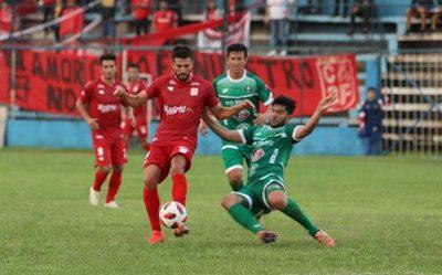 Empates y derrota de equipos altoparanaenses en el debut