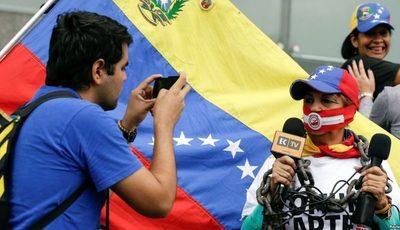 Periodistas elaboran mecanismos para enfrentar ataques a la libertad de prensa en Venezuela