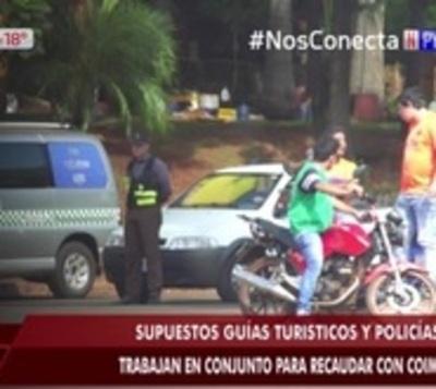 CDE: Caminera desconoce vía alternativa para evitar embotellamiento