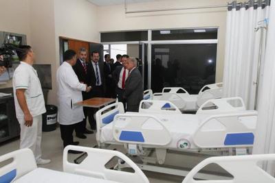 IPS amplía servicios para más de 28 mil asegurados en Clínica Yrendague de Roque Alonso