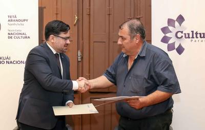 La SNC y comuna de Itacurubí del Rosario acuerdan acciones conjuntas