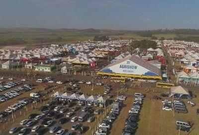 Feria Internacional Agrishow 2019 con presencia paraguaya