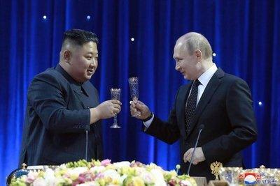 Putin ordena estudiar construcción de puente entre Rusia y Corea del Norte
