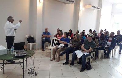 Agentes electorales son capacitados para las municipales en CDE