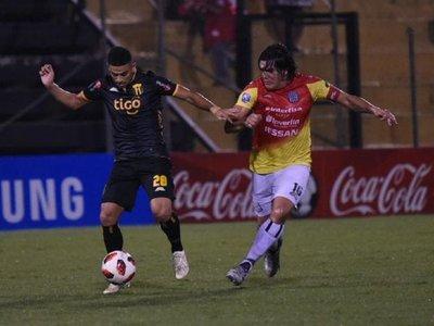 Guaraní y Santaní se olvidaron de los goles