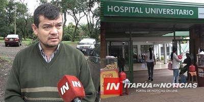OTRA RECIÉN NACIDA MUERE POR FALTA DE TERAPIA INTENSIVA EN EL HRE.
