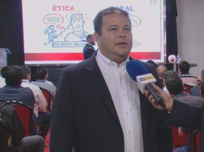 Michael Sánchez augura una buena Copa Paraguay