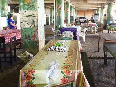 Reconversión del Mercado 4 sufre retraso y vendedores elevan quejas