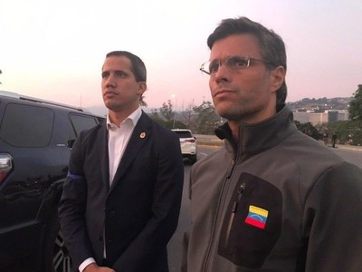 Operación Libertad: Guaidó anuncia el cese de la usurpación en Venezuela