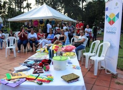 Primer Seminario Internacional de mujeres emprendedoras en Franco