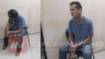 Brasileño es imputado por crimen en lavadero e intenta suicidarse