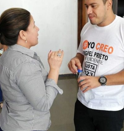 Canale declina y pide voto útil para Prieto