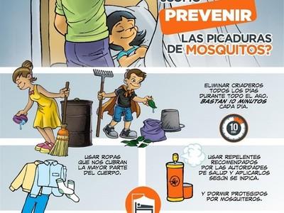 Dengue: Alto Paraná y Amambay reportan el 80% de casos
