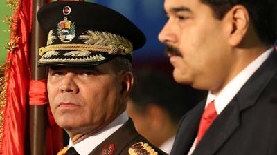 Venezuela: Ministro de Defensa reporta normalidad en cuarteles y rechaza golpe
