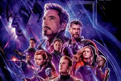 """""""Avengers: Endgame"""" pulveriza récords en primer fin de semana"""