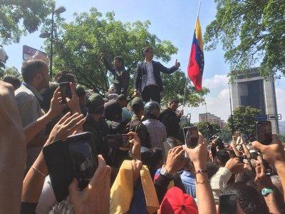 """Varios líderes mundiales apoyan """"Operación Libertad"""" en Venezuela"""