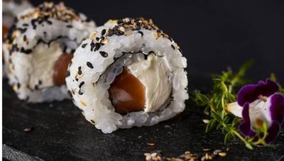 ¿Te imaginás cuántas veces al mes comen sushi los fans de esta comida?