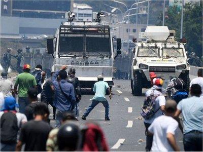Conmebol suspende juego Estudiantes-Argentinos por situación en Venezuela