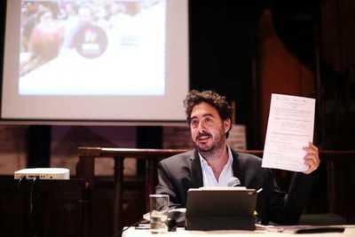 Experto argentino expuso sobre el mercado de industrias creativas