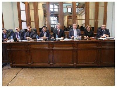 El JEM desaforó al fiscal Miguel Vera Zarza por caso de audios filtrados