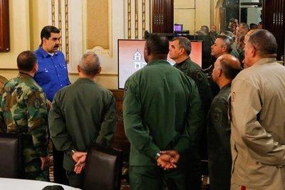 "Maduro: ""Falta de seriedad"""