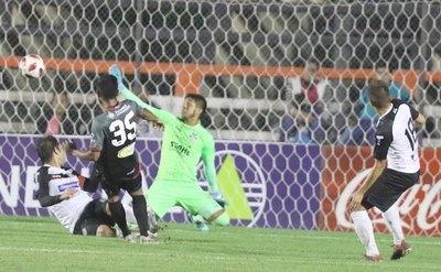 """El """"Kelito"""" metió el  gol de los seis puntos"""