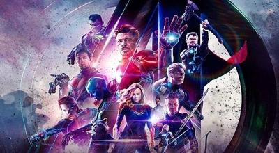 HOY / 100 mil espectadores en el país, 22 millones en el mundo: filme Avengers rompe todo récord
