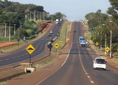 Obras de la Ruta 7 tendrán un aumento del 2% de inversión