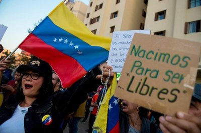 Venezuela: 'Horas definitivas'