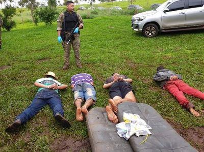 Amambay: Suman seis abatidos tras operativo de la Policía Nacional
